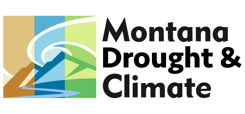 The MT Drought & Climate logo